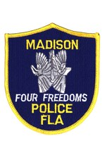 Madison, Florida, Police Department