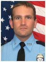 Officer Mark Wilke of the Campbell County, Kentucky Police Department rescued a disoriented woman with burn injuries from her home, which was engulfed in flames. Wilke was a Bulletin Notes recipient in March 2012.