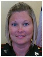 Sergeant Karen Catlow
