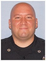 Officer Nathan Ferbert of the Middleborough, Massachusetts Police Department apprehended a suspect who had fatally stabbed a person and recovered the weapon. Ferbert was a Bulletin Notes recipient in May 2012.