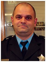 Officer Jim Tadrowski and Division Commander Mike Cimaglia of the Berwyn, Illinois Police Department rescued a man with burn injuries from his flame-engulfed residence. Tadrowski was a Bulletin Notes recipient in May 2012.
