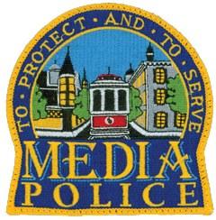 Media, Pennsylvania Police Departments
