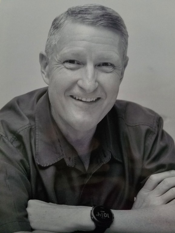 Author photo of Supervisory Special Agent Michael VanMeter.