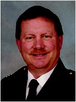Mr. Masterson retired as chief of the Boise, Idaho, Police Department.