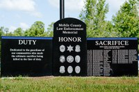 Bulletin Honors: Mobile County Law Enforcement Memorial