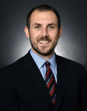 Author photo of Nate Huber, supervisory intelligence analyst and instructor at the FBI Academy in Quantico, Virginia.