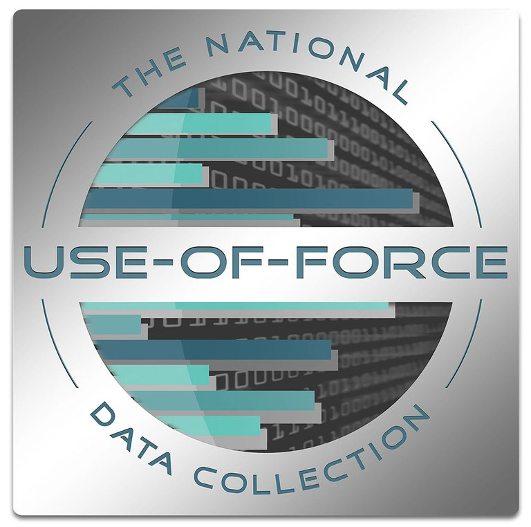 The National Use-of-Force Data Collection logo.