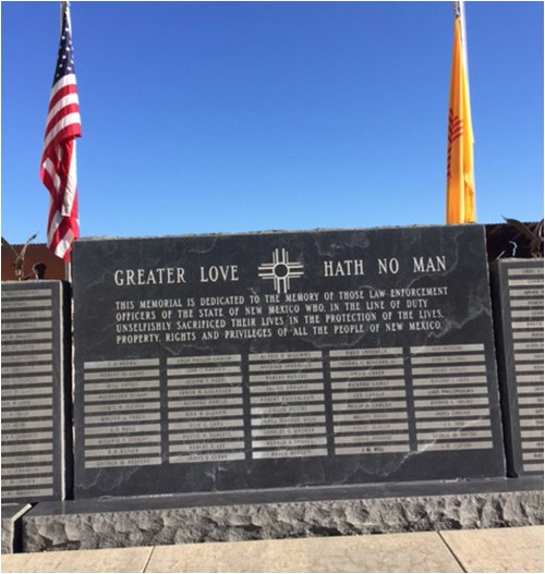 New Mexico Law Enforcement Memorial 2