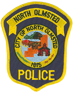 Depiction of the patch of the North Olmsted, OH, Police Department.