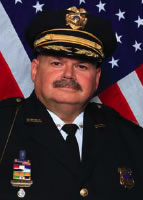 Chief Thomas heads the North Ridgeville, Ohio, Police Department.