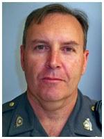 Officer John McCluskey