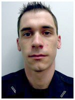 Detective Tyler Howell of the Upper Sandusky, Ohio Police Department rescued two children from a river. Howell was a Bulletin Notes recipient in November 2011.