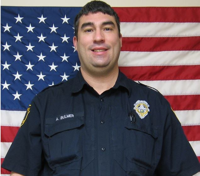 Officer Aaron Bulmer