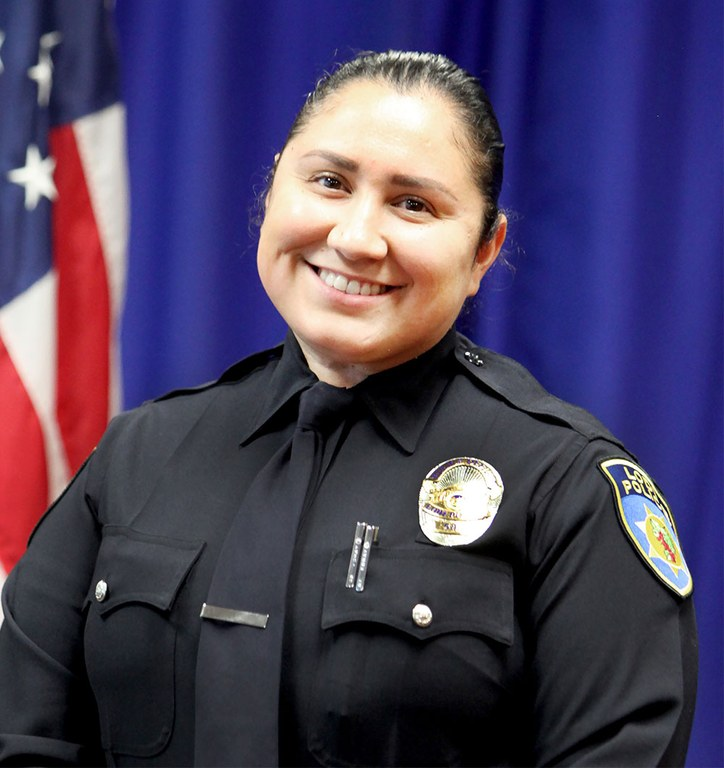 Officer Erika Urrea