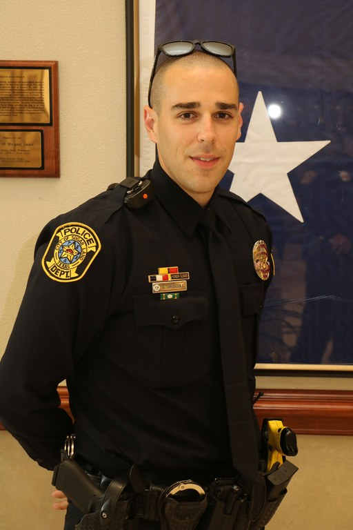 Officer Garrett Driscoll