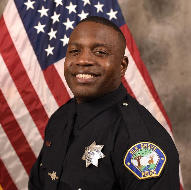 Officer Jarred Houston