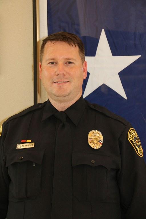 Officer Micah Wilks