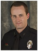 Officers Ryan Nielsen and Autumn Soto of the Mesquite, Texas Police Department pulled an unconscious driver who had crashed and was on fire out of his vehicle, putting out the flames and tending to his broken leg.