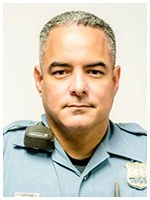 Officer Victor Ortiz