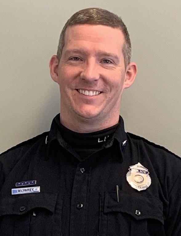 Officer Walter Varey
