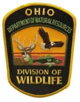 Ohio Department of Natural Resources, Division of Wildlife