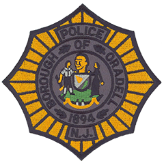 Patch Call: Oradell, New Jersey, Police Department