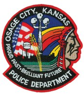 Osage City, Kansas, Police Department