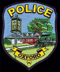 Oxford, Pennsylvania, Police Department