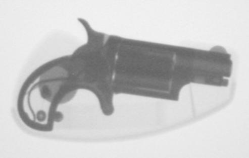 Pager Gun X-Ray