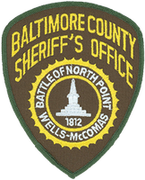Baltimore County, Maryland, Sheriff's Office