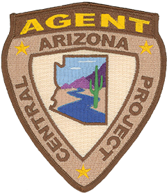 Patch Call: Central Arizona Project Protective Services Department