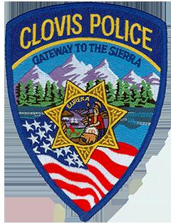 Patch Call: Clovis, California, Police Department