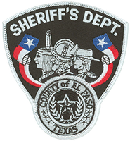 El Paso County, Texas, Sheriff's Department