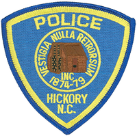 Hickory, North Carolina, Police Department