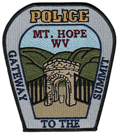 Patch Call: Mount Hope, West Virginia
