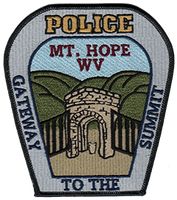 Mount Hope, West Virginia, Police Department