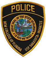 New College of Florida and University of South Florida Sarasota-Manatee Campus Police