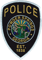 Powder Springs, Georgia, Police Department