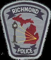 Richmond, Michigan, Police Department