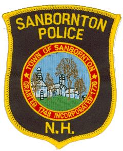 Patch Call: Sanbornton, New Hampshire