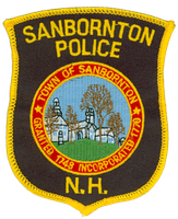 Sanbornton, New Hampshire, Police Department
