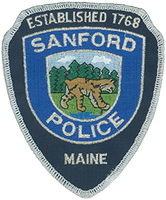 Sanford, Maine, Police Department