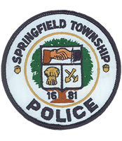Springfield Township (Montgomery County), Pennsylvania, Police Department