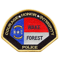 Wake Forest, North Carolina, Police Department