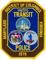 Metro Transit Police Department, Washington, D.C.
