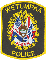 Wetumpka, Alabama, Police Department