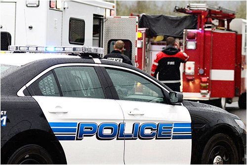 Police, Fire, and Emergency Medical Services