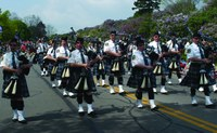 Police Practice: The Anatomy of a Police Pipe Band