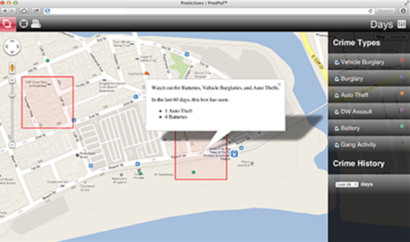 Santa Cruz Predictive Policing Technology