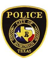 Robinson, Texas, Police Department